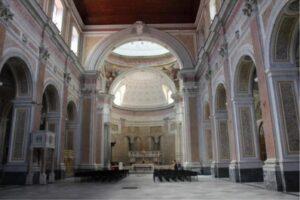 Cripta della Basilica di San Giovanni Maggiore – Napoli