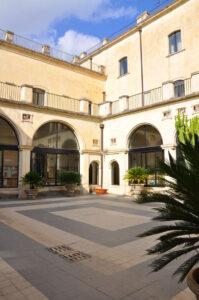 Edificio Buon Pastore dell'Università del Salento - Lecce