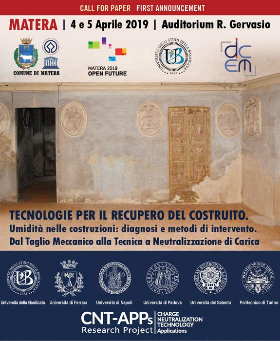Seminario Matera 2019